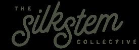 Silk Stem Collective text logo