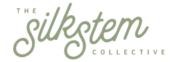 Silk Stem Collective text logo